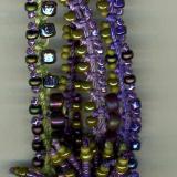 Shangra La Bracelet #2 (aka Macrame & Rings Bracelet).