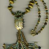 Moonstruck Macrame Necklace 1