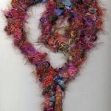Art Fiber Necklace 2