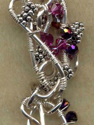 Freeform Wire Bracelet #2