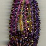 Shangra La Bracelet (aka Macrame & Rings Bracelet)