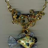 John Rizzi's Fish Necklace