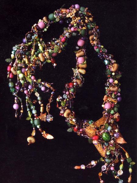 Big Green Necklace